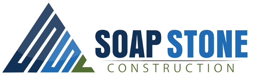 Soap Stone Construction Logo